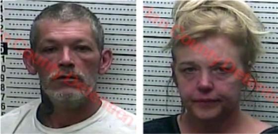 Harlan County Drug Arrest