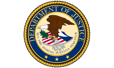 U.S. Department of Justice seal 290