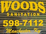 WOODS SANITATION