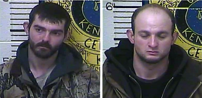 ClayCoNews - Two Southeast Kentucky Men Charged with Theft during Complaint Investigation in Clay County - JESSIE JACKSON - TIMOTHY RODRIGUEZ