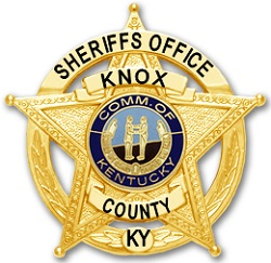 KNOX CO KY SHERIFF BADGE 250