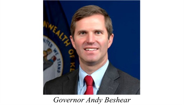 Governor Andy Beshear 600