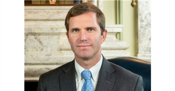 Governor Andy Beshear KY 600